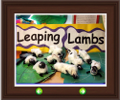 Leaping Lambs Artwork